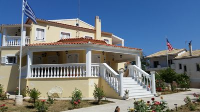 Photo for A Luxurious Villa in a Residential area w/ walking distance to Sidari Ressort!