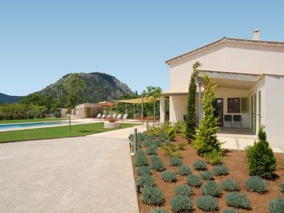 Photo for One bedroom Villa, sleeps 6 with Pool, Air Con and FREE WiFi