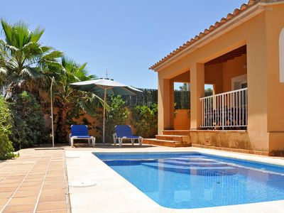 Photo for Vacation home Tulipan  in Cala Llombards, Majorca / Mallorca - 4 persons, 2 bedrooms