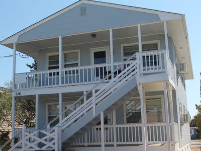 Photo for Perfect Vacation Summer Spot in LBI NJ (first floor)