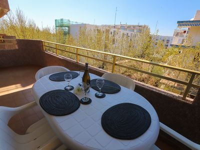 Photo for 154 - CLARA. Two bedroom apartment 50 m from Paseo Jaume I.