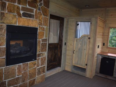 Photo for A Thousand Stars - A Couples Cabin With Accommodations and Amenities for Others