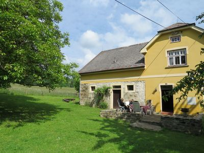 Photo for Charming renovated holiday home located in the midst of the lovely nature of the Czech republic