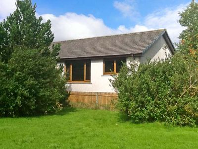 Photo for DORREY VIEW COTTAGE, pet friendly, with a garden in Halkirk, Ref 5135