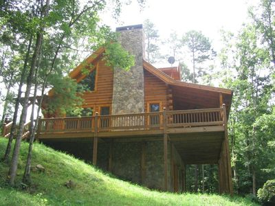 Photo for Laid back, fun getaway cabin!  Read the guest reviews!
