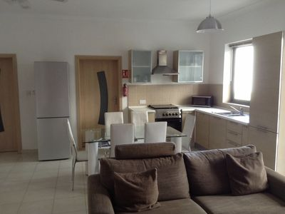 Photo for 2 Bedroom Apt. in a quiet yet central location