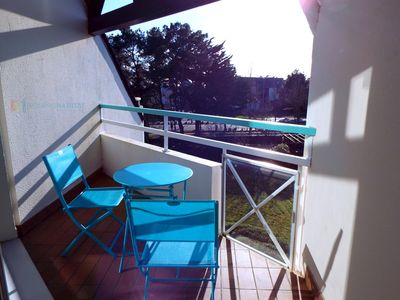 Photo for Apartment in Residence near the Thalasso and the Beach