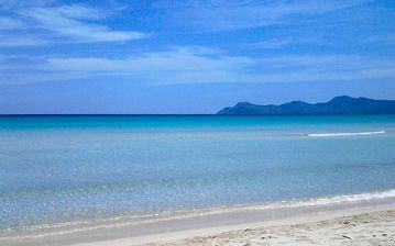 Playa de Can Picafort, Can Picafort, Balearic Islands, Spain
