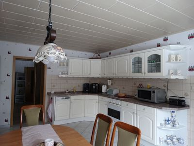 Photo for quiet apartment with terrace, spacious and modern, 1500m to the beach