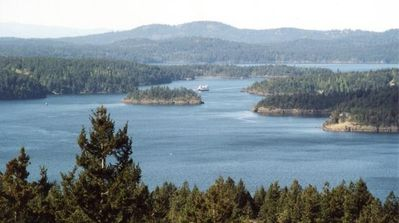 Photo for Orcas Island Home with Spectacular Views
