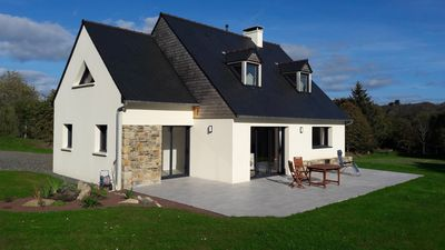 Photo for Holiday house in Trébeurden 300m from the beach