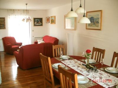Photo for Holiday apartment Pula for 1 - 8 persons with 3 bedrooms - Holiday apartment in a two family house