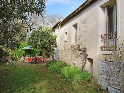 Photo for House in the center of Maussane-les-Alpilles with Parking, Washing machine, Terrace (103295)