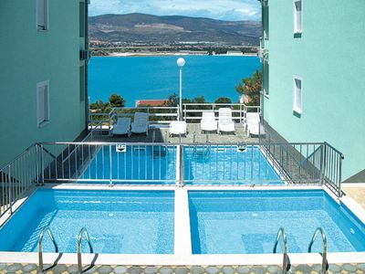 Photo for Apartment Bayview (TGR316) in Trogir - 6 persons, 2 bedrooms