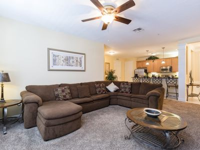 Photo for IFR7479HA - 3 Bedroom Condo In Vista Cay Resort, Sleeps Up To 8, Just 7 Miles To Disney