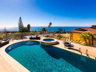 Photo for 15% OFF to AUG 15th - Vacation Perfection w/ Pool+Spa, Full Ocean Views