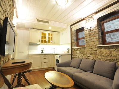 Photo for OLD VİNTAGE APARTMENT İN BALAT