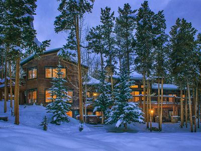 Photo for A favorite private lodge for decades! SEPT Fall colors are fast approaching!!