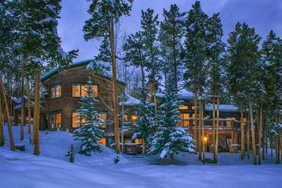 The Slopeside Lodge; Ski In and Out on Peak 8. Breckenridge Vacation Rental Home