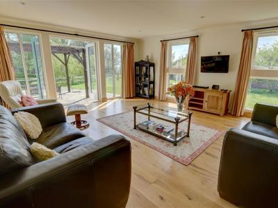 Photo for Vacation home Sugarloaf Barn in Heathfield - 4 persons, 2 bedrooms