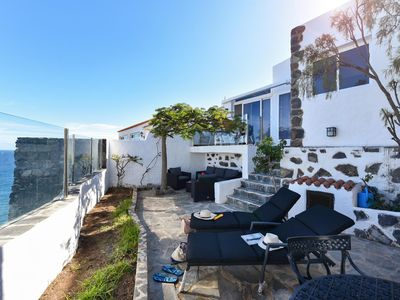 Photo for Summer House in Morro Besudo with Seaviews