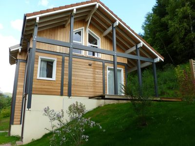 Photo for CHALET CONTEMPORARY COMFORT WITH SAUNA GERARDMER XONRUPT