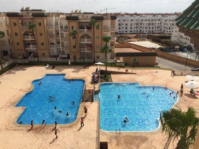 Photo for 2BR Apartment Vacation Rental in Mohammedia, Morocco