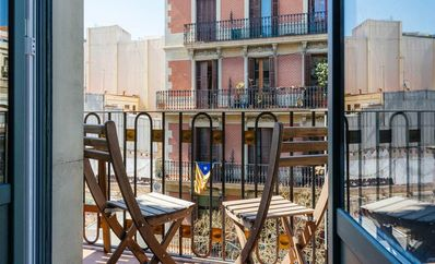 Photo for Torrent Smartly equipped and furnished small apartment in the heart of Gracia Quarters
