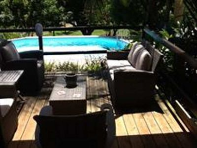 Photo for CHALET ANY COMFORT WITH PRIVATE POOL