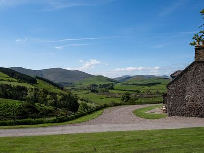 Photo for COLLEGE COTTAGE - Nestled amidst the Cheviot Hills in the National Park