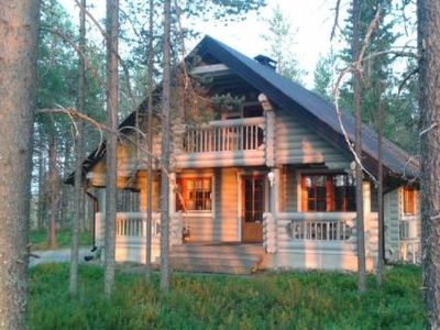 Photo for Vacation home Syväniemi in Kuusamo - 10 persons, 3 bedrooms