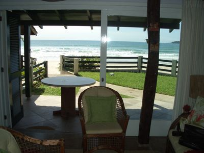 Photo for CAROLINE CONDOMINIUM - DUPLEX IN FRONT OF THE SEA WITH 3 BEDROOMS