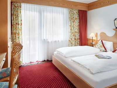 Photo for Double Room - Gassner, hiking hotel