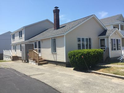 Photo for Beach House with 2 Cottages  (Total 8BR- Front 3BR/ Back 5BR)