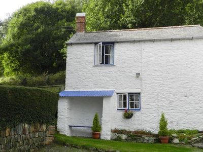 Photo for Holiday home in picturesque surroundings on Combe Martin coast