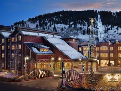Photo for Marriott Summit Watch - 2 Bedroom Villa on Main St (Ski-in/Ski-out)