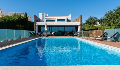 Photo for Villa Serra & Mar- Luxury V6 villa, with private pool and an amazing view