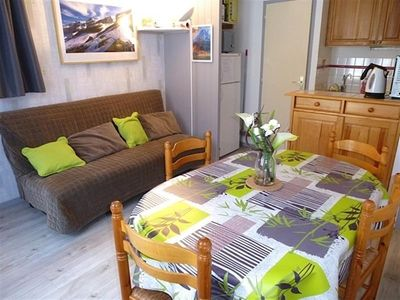 Photo for Apartment Barèges, 1 bedroom, 7 persons