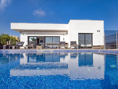Photo for Villa Irene- excellent sea view, beautiful, modern and comfortable villa!