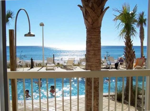 1st floor calypso 3 bedroom condo free beach set up wifi - 3 bedroom condos panama city beach fl ...