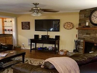 Photo for Storybook condo when nothing else will do. Large 2 bedroom condo on Beech Mtn