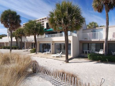 Photo for 3 bedroom/ 4 Bath oceanfront Palmetto Dunes Villa located on Hilton Head Island, near Shelter Cove!