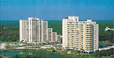 Photo for OUTSTANDING OCEANFRONT VIEWS,OCEAN CREEK SOUTH TOWER #HH 4 MYRTLE BEACH SC