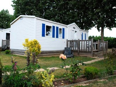 Photo for Camping Vitamin '**** - Mobile home Super Cordelia 3 Rooms 6 People