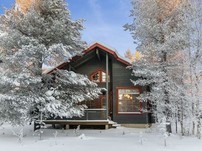 Photo for Vacation home Riekkoluosto in Sodankylä - 8 persons, 4 bedrooms