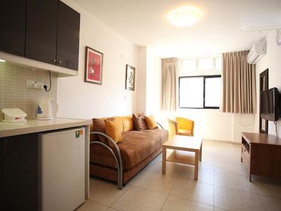 Photo for Holiday apartment Tel Aviv for 1 - 4 persons - Holiday apartment