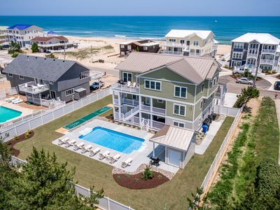 Photo for Amazing Grace | 350 ft from the beach | Private Pool, Hot Tub