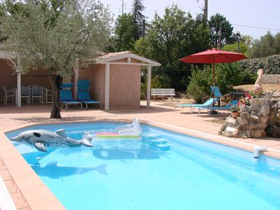 Photo for VERY NICE VILLA IN PROVENCE GREEN