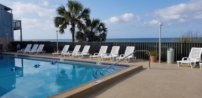 Photo for NEW LISTING! - On the Gulf of Mexico 2 bedroom Townhome