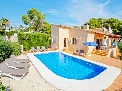 Photo for Paula - holiday home with private swimming pool in Benissa